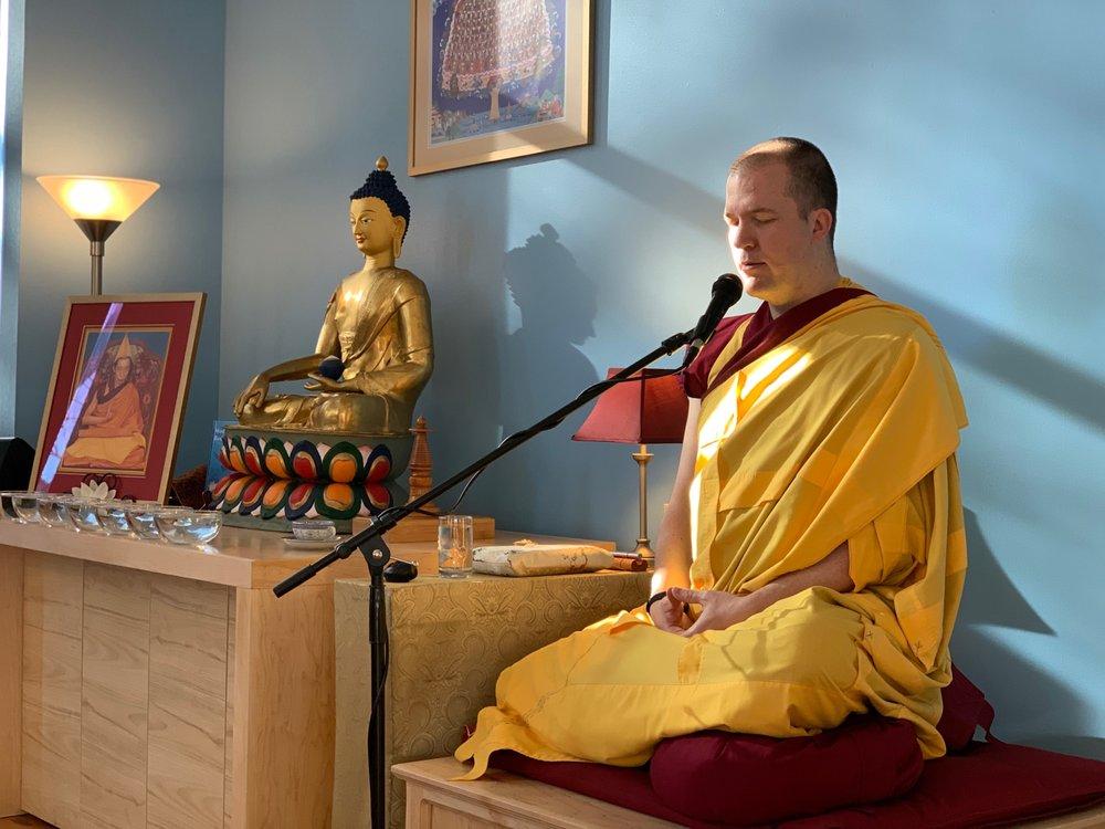 Kadampa Meditation Center Chicago - Wicker Park: 2010 W Pierce Ave, Chicago, IL