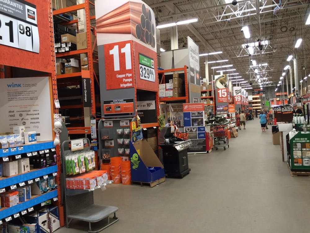 The Home Depot Storcentre 6550 200th Street Langley
