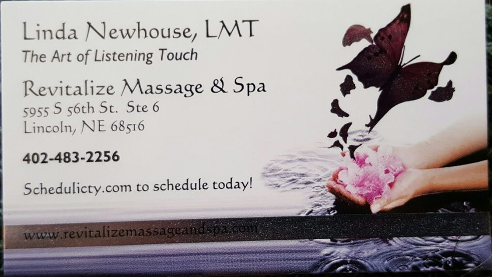 Revitalize Massage & Spa