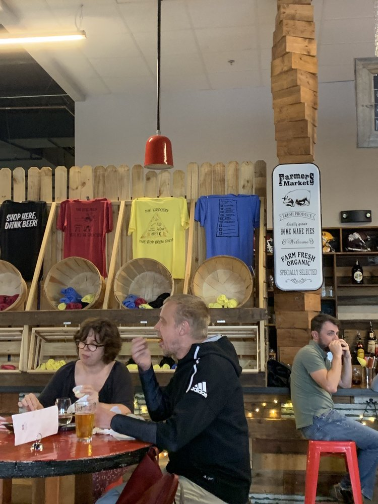 The Grocery Brew Pub