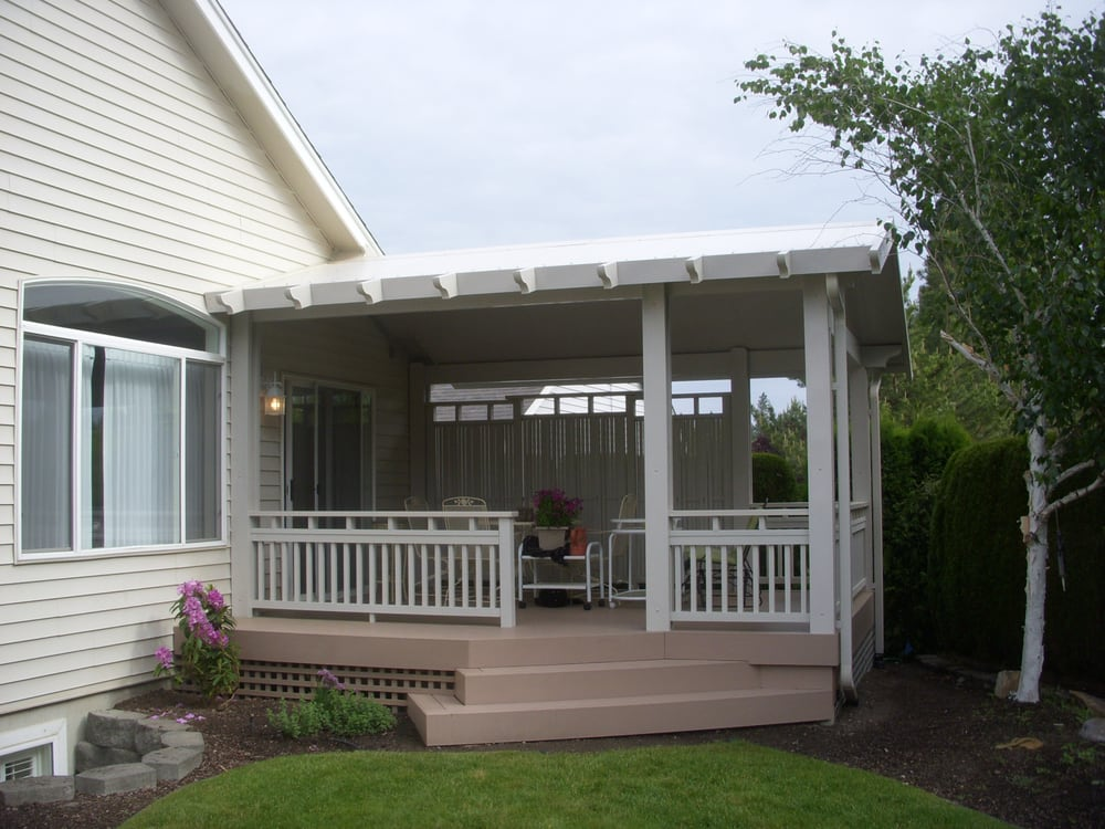 Photo Of Alpine Home Products   Spokane, WA, United States. Ultimate Patio  Cover