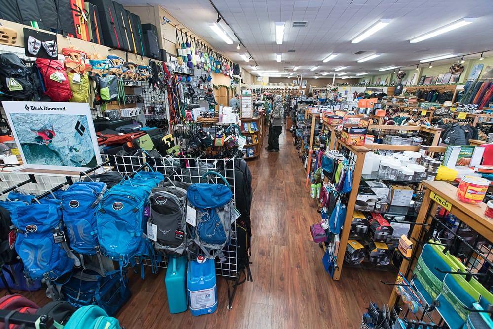 Eastside Sports: 224 N Main St, Bishop, CA