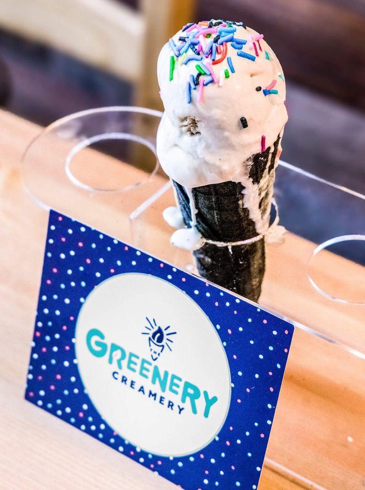 The Greenery Creamery