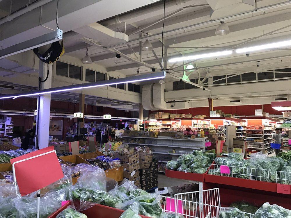 Hong Kong Supermarket: 1095 Commonwealth Ave, Boston, MA