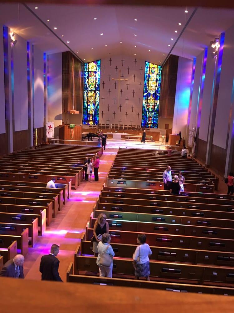 Christ United Methodist Church: 4488 Poplar Ave, Memphis, TN