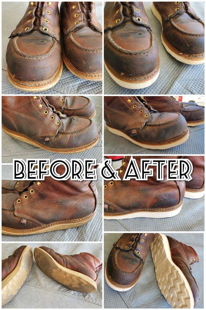 James Shoe Repair: 23473 Golden Springs Dr, Diamond Bar, CA