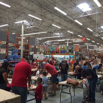 Home depot hours bakersfield ca insured by ross for Paint home depot vs lowes