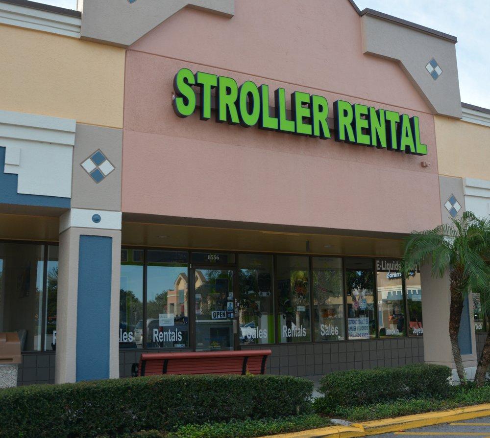 Baby Wheels Orlando: 9561 Satellite Blvd, Orlando, FL
