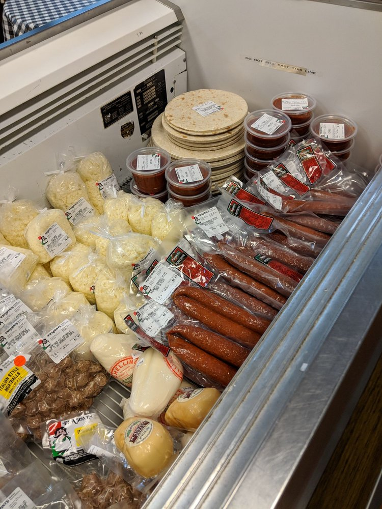 Fraboni's Italian Specialties & Delicatessen: 108 Owen Rd, Monona, WI
