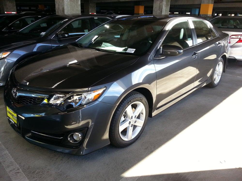 2014 Toyota Camry Se Metallic Grey Yelp