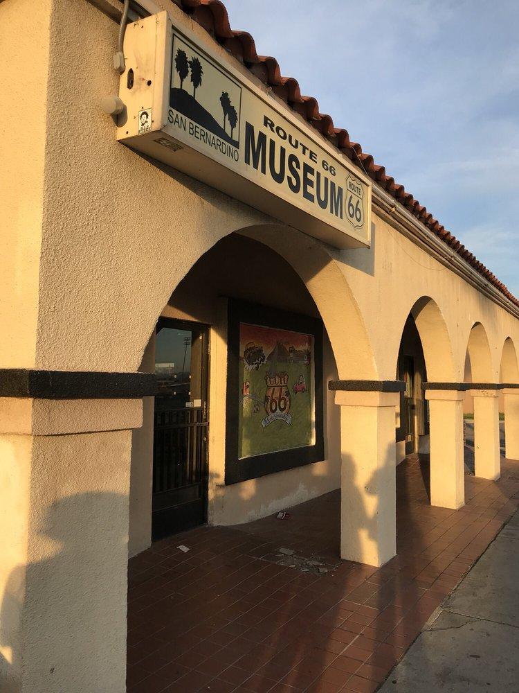 San Bernardino History and Railroad Museum: 1170 W 3rd St, San Bernardino, CA