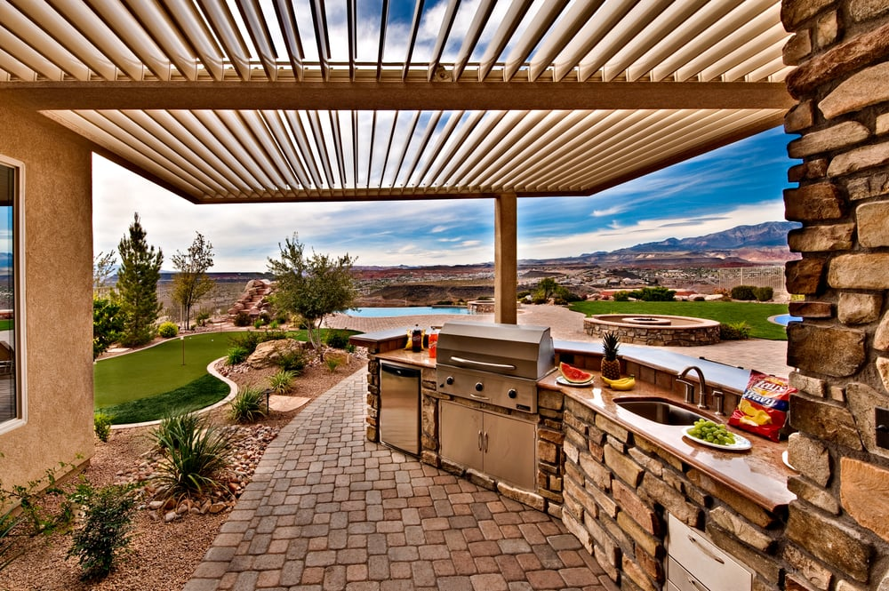 Equinox Louvered Roof   Get Quote   Patio Coverings   4316 E Sunrise Dr,  Phoenix, AZ   Phone Number   Yelp