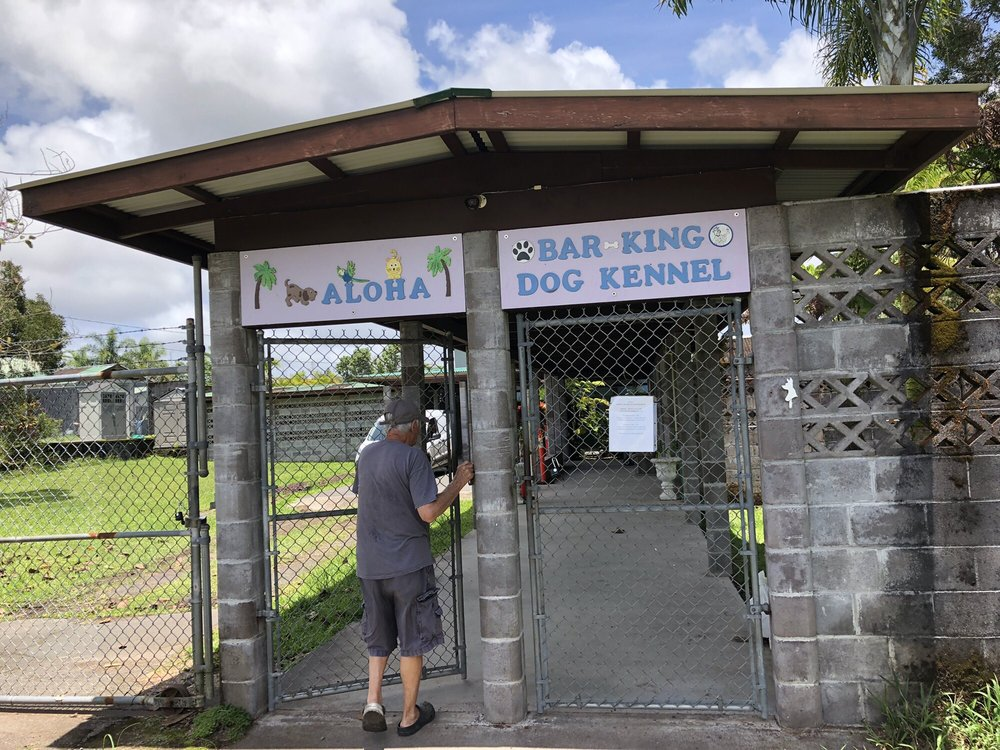 Bar-King Dog Kennel: 16-1900 35th Ave, Keaau, HI