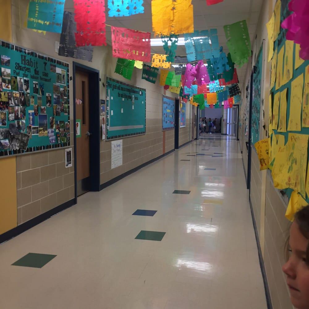 1st grade hallway - Yelp