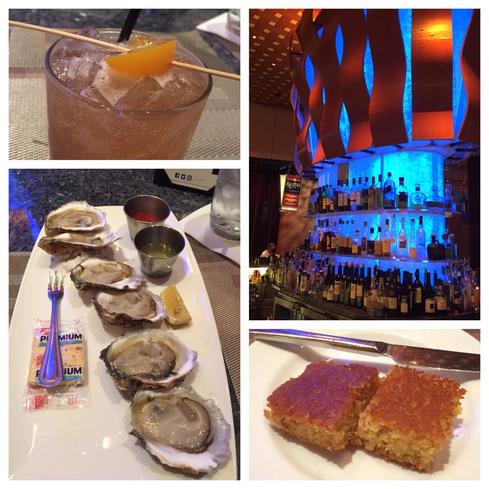 Nola peach tea bar oysters and cornbread yelp for New orleans fish house