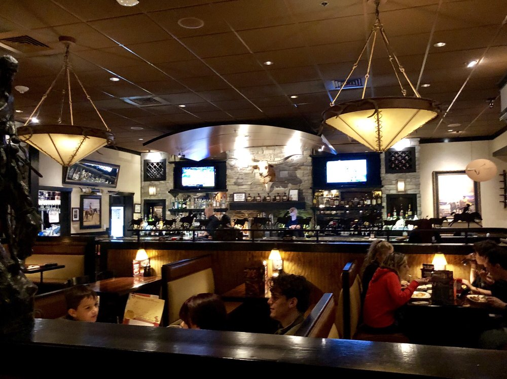 LongHorn Steakhouse: 1820 N West Shore Blvd, Tampa, FL
