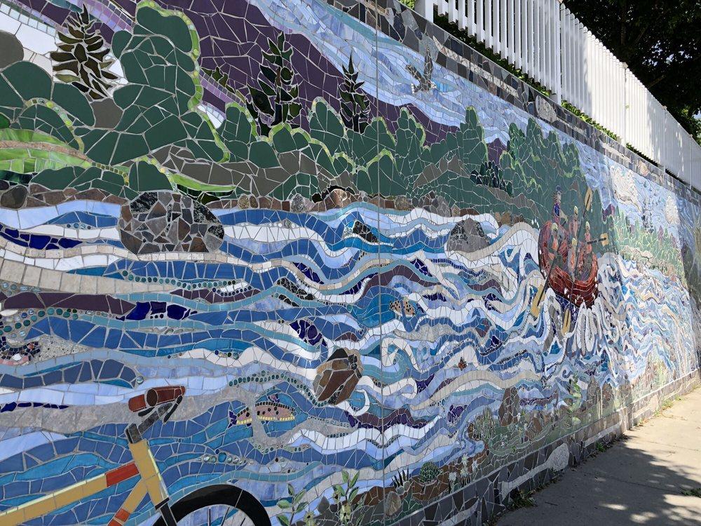North Creek Mosaic Project: 261 Main St Cir Ave, North Creek, NY