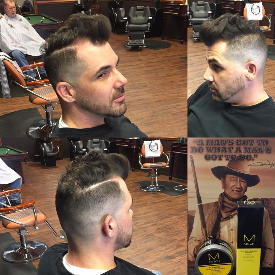 duke s barbershop 12 photos barbers 7500 richmond rd. Black Bedroom Furniture Sets. Home Design Ideas