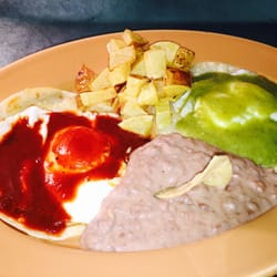 Photo Of La Sierrita Mexican Restaurant Arlington Tx United States Huevos Divorciados