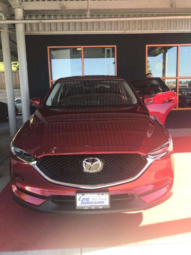 Lee Johnson Mazda - 61 Reviews - Car Dealers - 11845 NE 85th