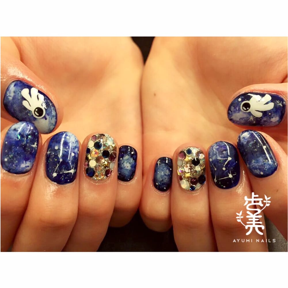 Nail Spa North Miami: Japanese Nail Art, Nail Art, Nail Design, Miami Beach