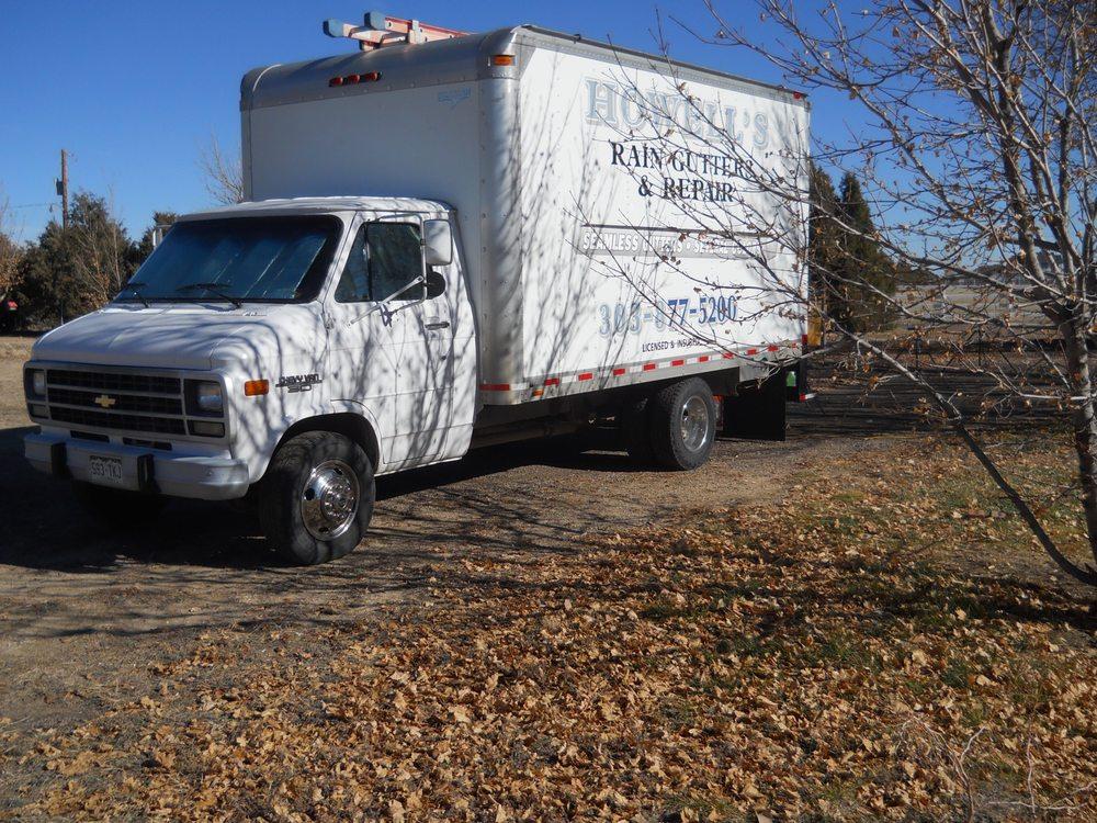Howells Rain Gutter's & Repair: Bennett, CO