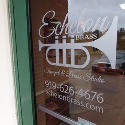 Echelon Brass - Trumpet & Brass Studio - Musical Instruments