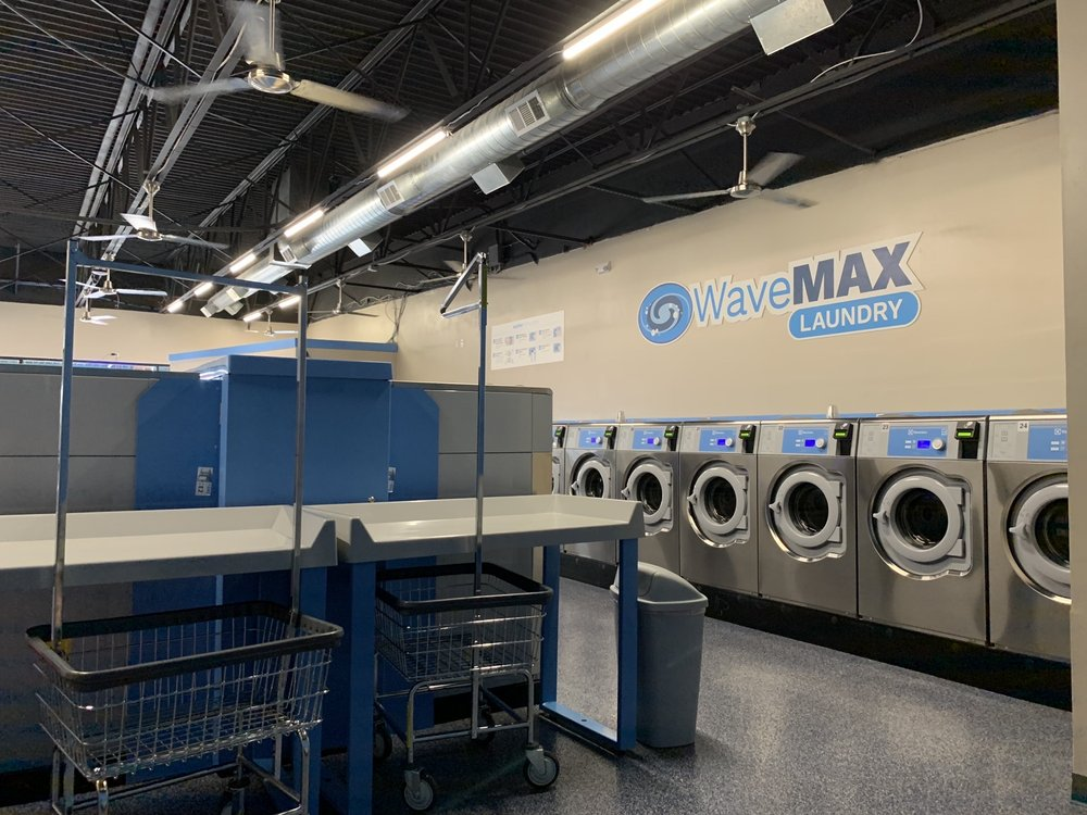 WaveMAX Laundry - Plano: 3611 14th St, Plano, TX