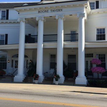 Photo Of Boone Tavern Hotel Berea Ky United States Front The
