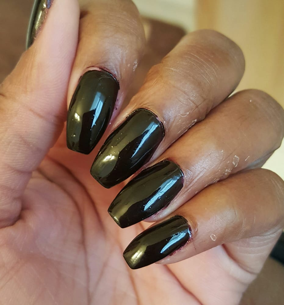 Edgewood Md Read Consumer Reviews Browse: How My Nails Looked When I Left. Had To Scrub Off The