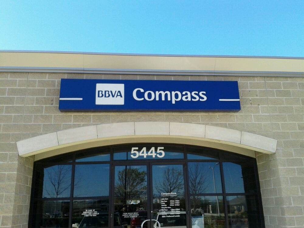 Compass bank - CLOSED - Banks & Credit Unions - 5445 N ...