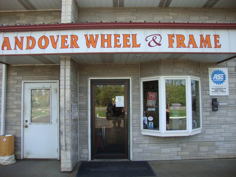 Andover Wheel And Frame: 13476 Hanson Blvd NW, Andover, MN
