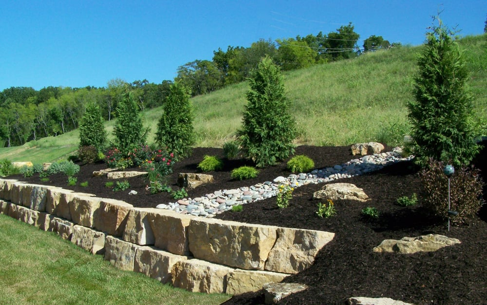 Shelton Landscape and Maintenance: 1515 Lonedell Industrial Ct, Arnold, MO