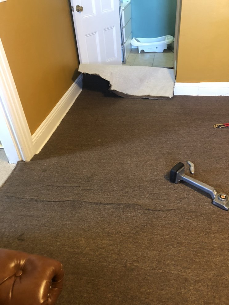 All American Dry Carpet & Upholstery Cleaning