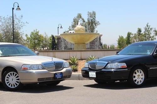 J & R Limo & Sedan Services: Corona, CA