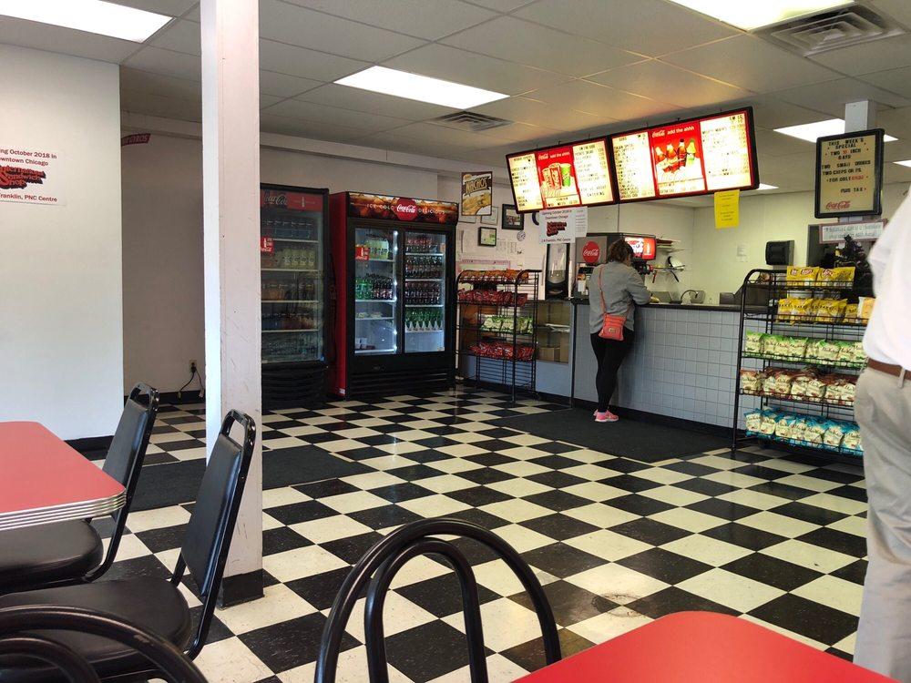 International Sandwich Shop