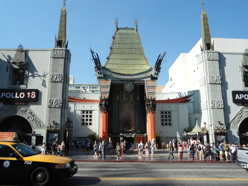 Restaurants Near Hollywood Blvd