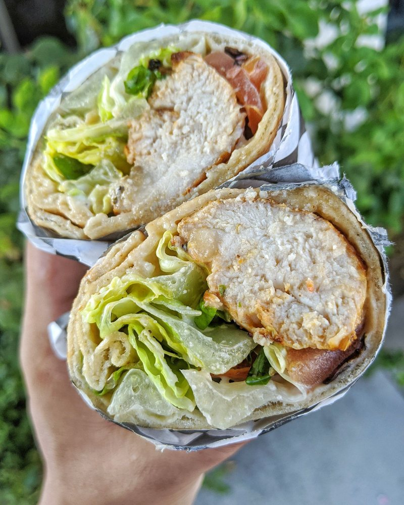 Food from The Green Olive - Santa Fe Springs