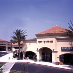 Camarillo Premium Outlets Map on