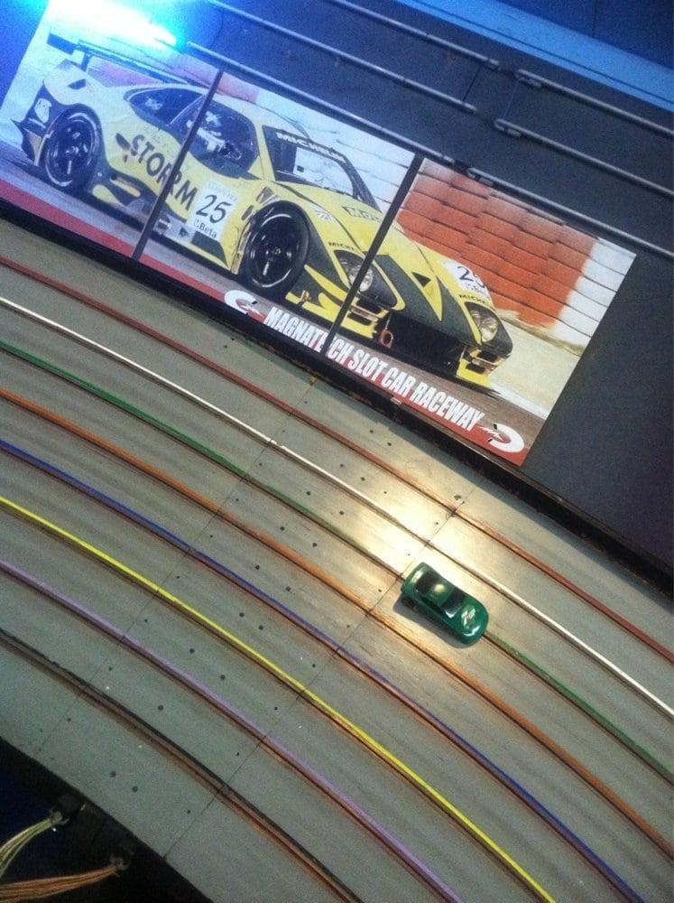 Magnatech Slot Car Raceway: 4522 Fredericksburg Rd, San Antonio, TX