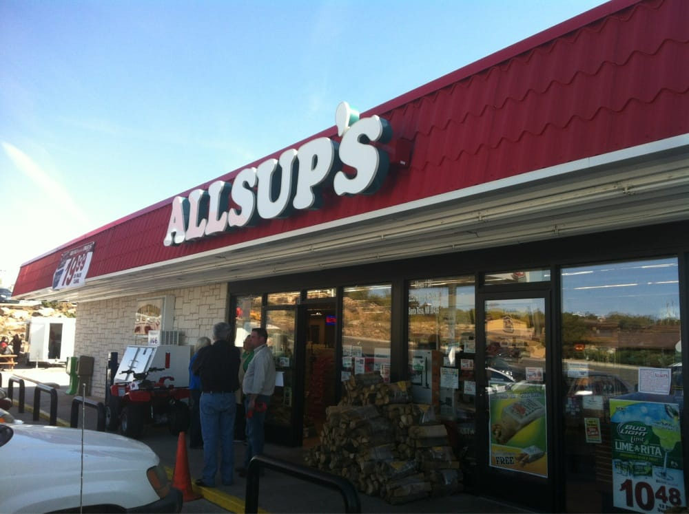 Allsup's Convenience Store: 1485 Will Rogers Ave, Santa Rosa, NM