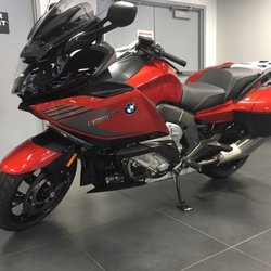 photo of cross country cycle - metuchen, nj, united states  bmw k1600gt  sport