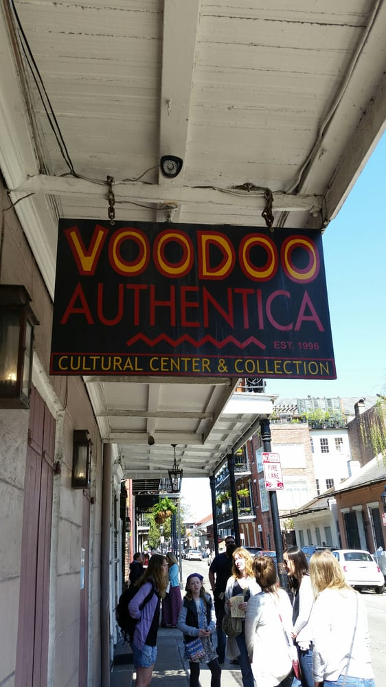 Voodoo Authentica