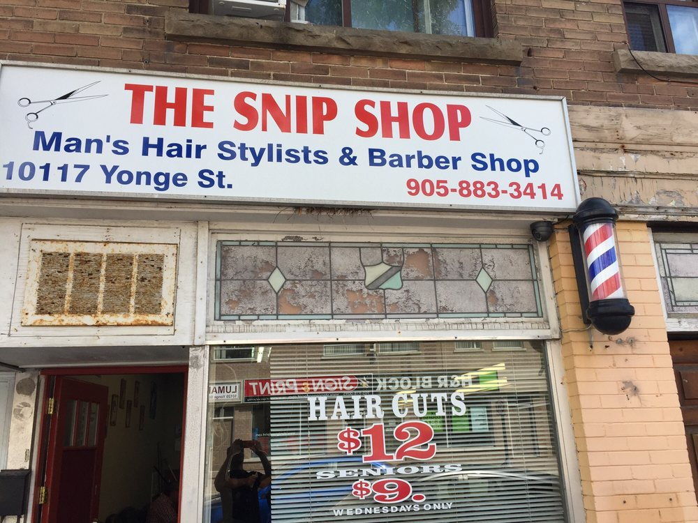 The Snip Shop