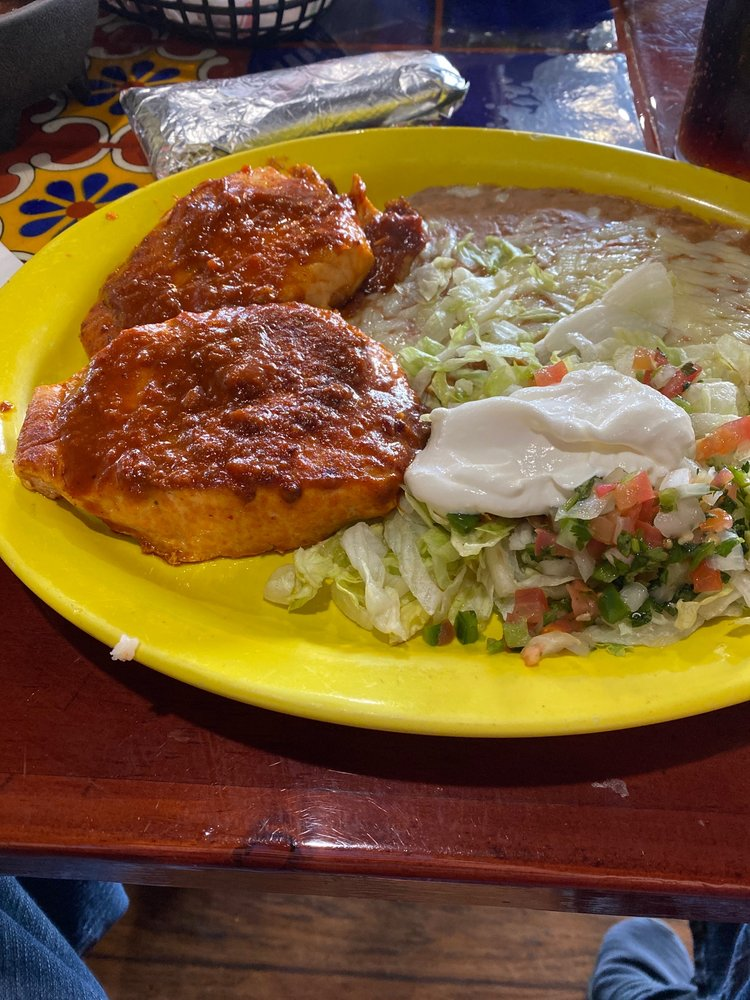 Food from Tampico