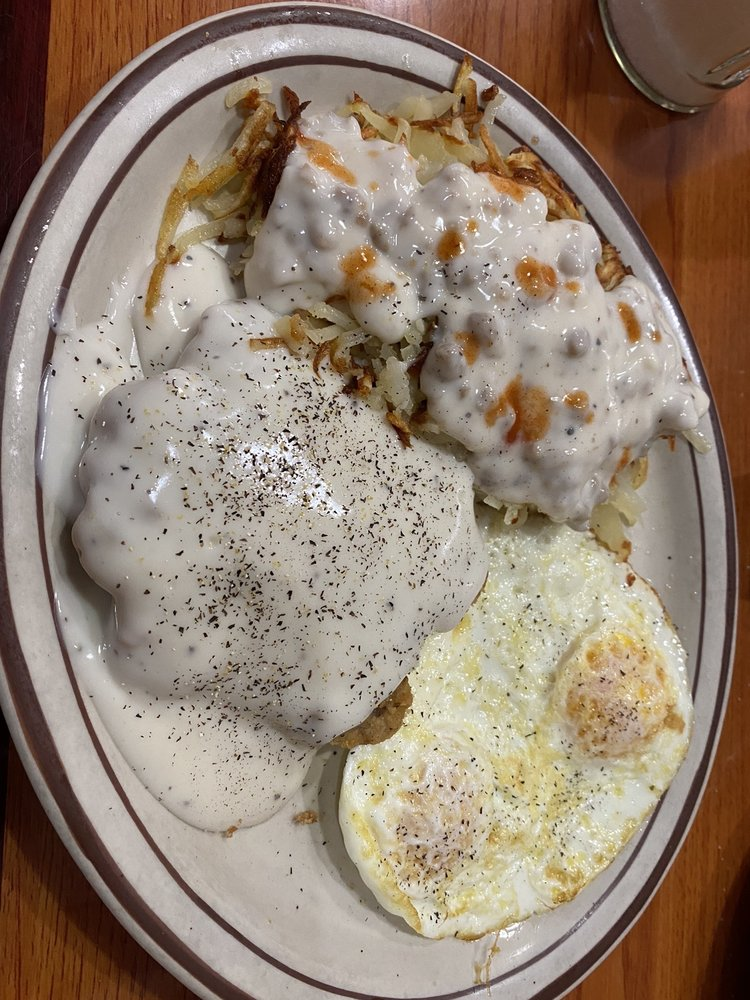Frontier Cafe: 831 Main St, Grinnell, IA