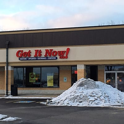 photo of get it now madison wi united states storefront photo with