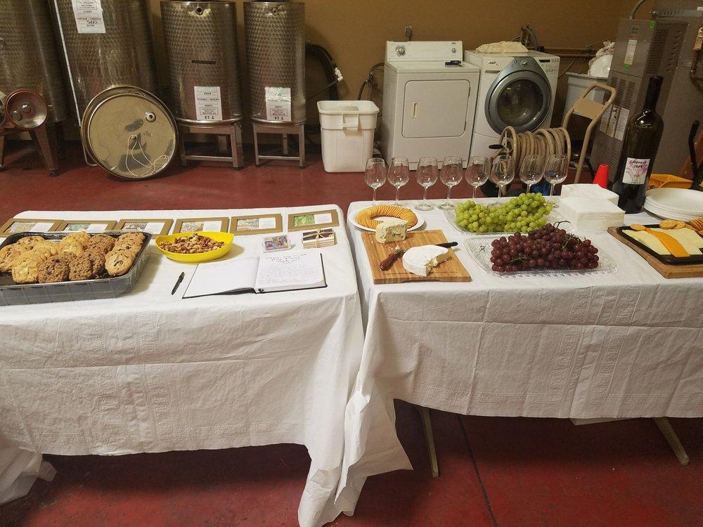 Social Spots from Camarillo Custom Crush Winery