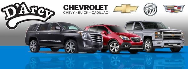 D'Arcy Chevrolet Buick Cadillac - Auto Repair - 1850 N Division St