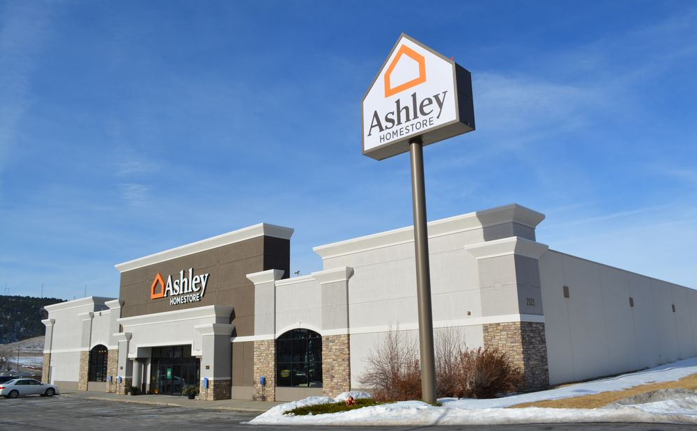 Ashley Homestore Furniture Shops 2525 Haines Avenue Rapid City Sd United States Phone